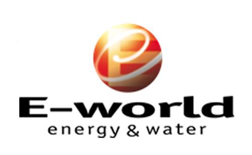 E-world – energy & water
