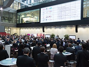 Open Day 2017 – Deutsche Börse IT conference